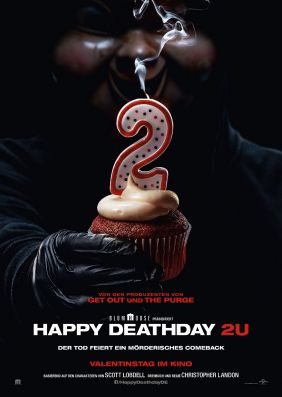 Plakatmotiv: Happy Deathday 2U