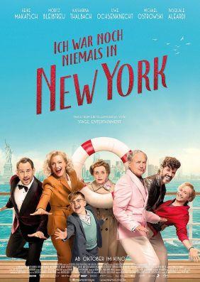 Plakatmotiv: Ich war noch niemals in New York