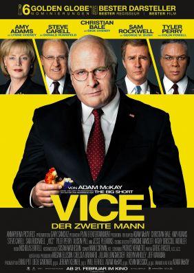 Plakatmotiv: Vice - Der zweite Mann