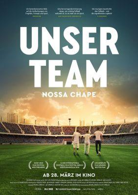 Plakatmotiv: Unser Team - Nossa Chape