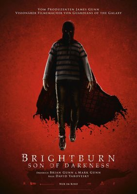 Plakatmotiv: Brightburn - Son of Darkness