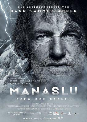 Plakatmotiv: Manaslu - Berg der Seelen