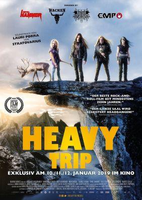 Plakatmotiv: Heavy Trip