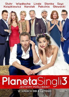 Plakatmotiv: Planeta Singli 3