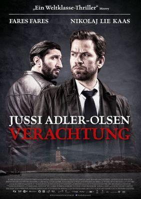 Plakatmotiv: Jussi Adler Olsen - Verachtung