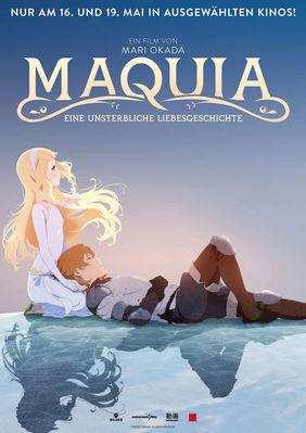 Plakatmotiv: Maquia - Eine unsterbliche Liebesgeschichte