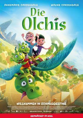 Plakatmotiv: Die Olchis - Willkommen in Schmuddelfing