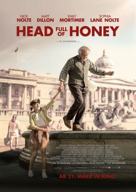 Plakatmotiv: Head Full of Honey