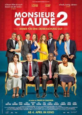 Plakatmotiv: Monsieur Claude 2