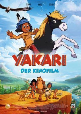 Plakatmotiv: Yakari - Der Kinofilm