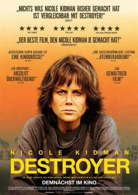 Plakatmotiv: Destroyer