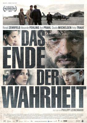 Plakatmotiv: Das Ende der Wahrheit