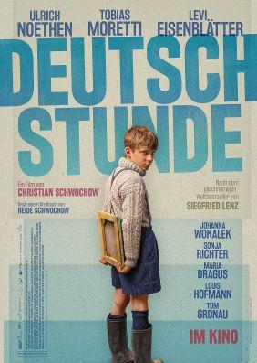 Plakatmotiv: Deutschstunde