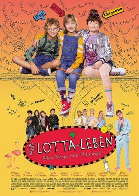 Plakatmotiv: Mein Lotta-Leben - Alles Bingo mit Flamingo