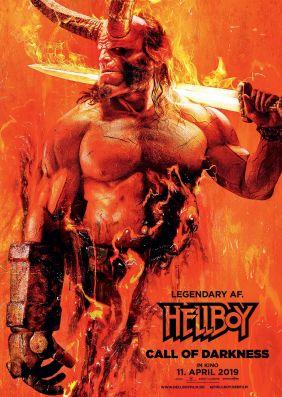 Plakatmotiv: Hellboy - Call of Darkness