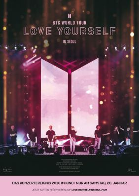 Plakatmotiv: BTS World Tour Love Yourself in Seoul