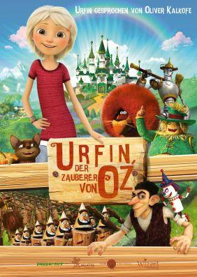 Plakatmotiv: Urfin, der Zauberer von OZ