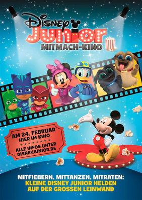 Plakatmotiv: Disney Junior Mitmach-Kino 2019