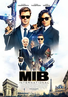 Plakatmotiv: Men in Black: International
