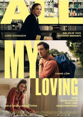Plakatmotiv: All My Loving