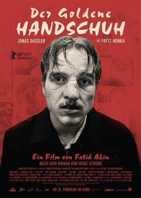 Plakatmotiv: Der Goldene Handschuh