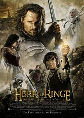 Plakatmotiv: Der Herr der Ringe - die Rückkehr des Königs (Extended Version)