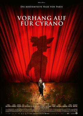 Plakatmotiv: Vorhang auf für Cyrano