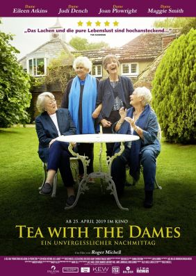 Plakatmotiv: Tea with the Dames - Ein unvergesslicher Nachmittag