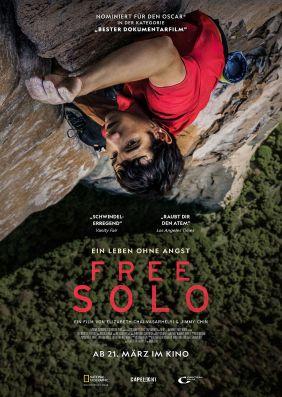 Plakatmotiv: Free Solo
