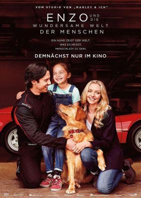 Plakatmotiv: Enzo und die wundersame Welt der Menschen