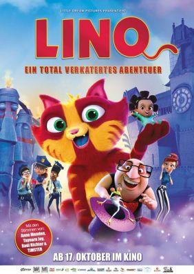 Plakatmotiv: Lino - Ein voll verkatertes Abenteuer