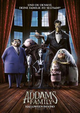 Plakatmotiv: Die Addams Family
