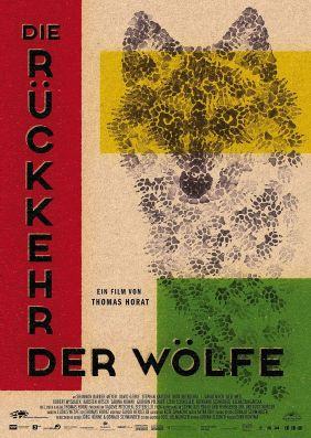 Plakatmotiv: Die Rückkehr der Wölfe