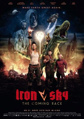 Plakatmotiv: Iron Sky: Double Feature