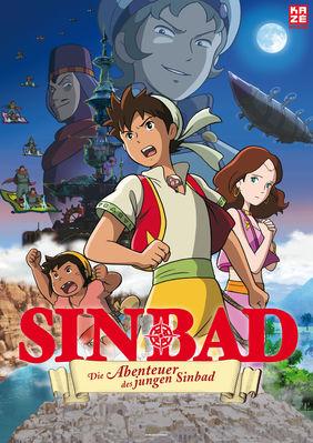 Plakatmotiv: Anime Night 2019: Die Abenteuer des jungen Sinbad