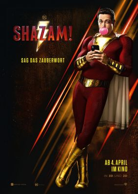 Plakatmotiv: Shazam! 3D