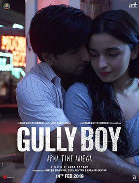 Plakatmotiv: Gully Boy