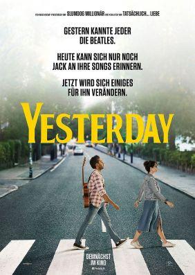 Plakatmotiv: Yesterday