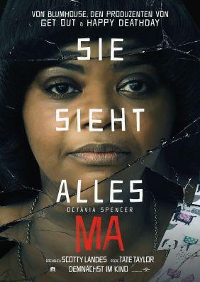 Plakatmotiv: Ma - Sie sieht alles