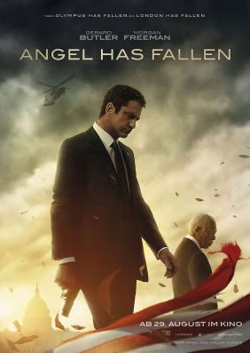 Plakatmotiv: Angel Has Fallen
