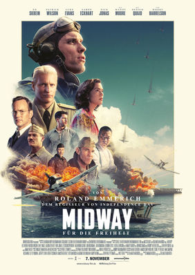 Plakatmotiv: Midway - Für die Freiheit