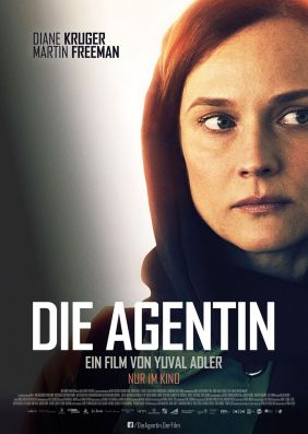 Plakatmotiv: Die Agentin