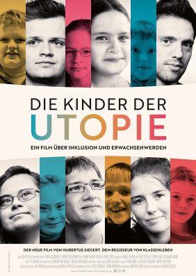 Plakatmotiv: Die Kinder der Utopie