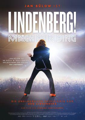 Plakatmotiv: Lindenberg! Mach dein Ding!