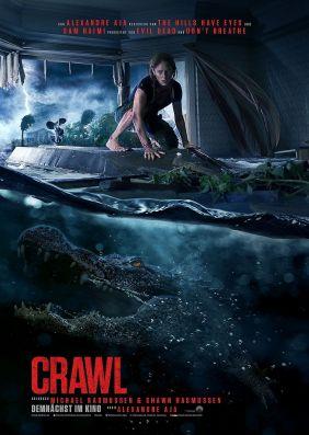 Plakatmotiv: Crawl