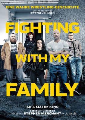 Plakatmotiv: Fighting with my Family