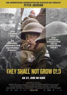 Plakatmotiv: They Shall Not Grow Old