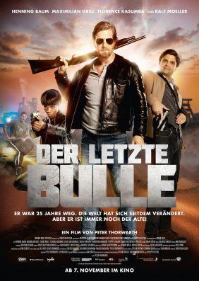 Plakatmotiv: Der letzte Bulle - Der Kinofilm