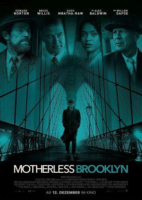Plakatmotiv: Motherless Brooklyn
