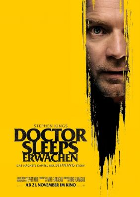 Plakatmotiv: Stephen Kings Doctor Sleeps Erwachen